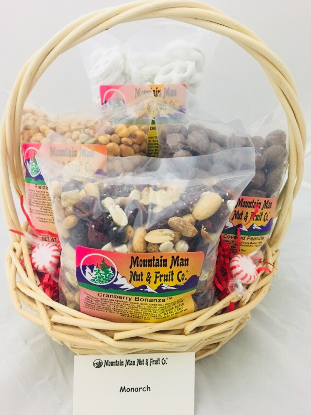 Colorado Monarch Gift Basket