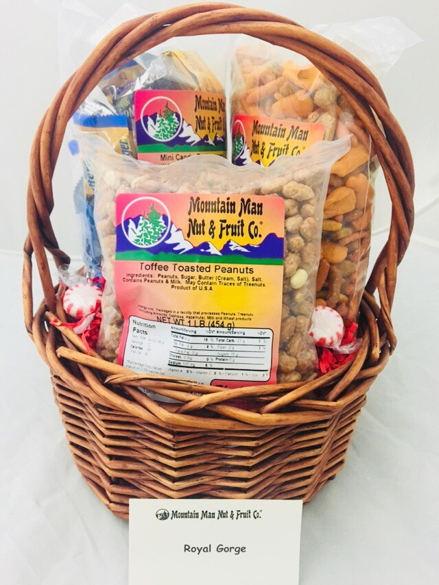Colorado Royal Gorge Gift Basket