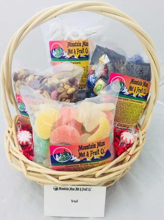 Colorado Vail Gift Basket