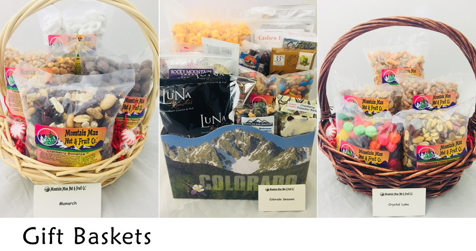 Call for custom Christmas Gift Baskets