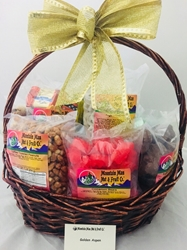 Golden Aspen Gift Basket