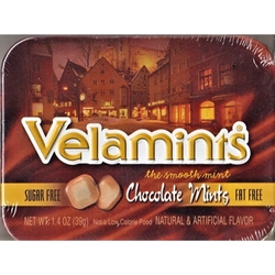 S. F. Velamints Chocolate Mints - 08596