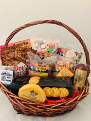 Snacks For You Gift Basket - Large