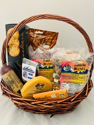 Snacks For You Gift Basket - Medium