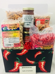 South of the Border Gift Basket