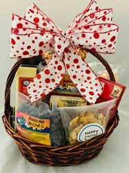 Yuletide Delights Gift Basket