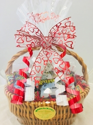 For My Honey Gift Basket