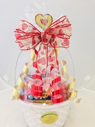 Queen of Hearts Gift Basket