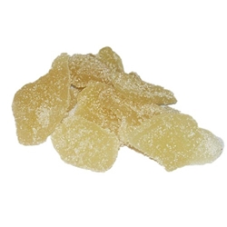 Crystallized Ginger - 8 oz - 03160