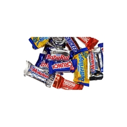 Mini Candy Bar Assortment - 07475