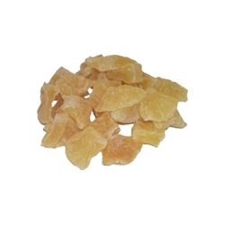 Natural Dried Pineapple - 03020